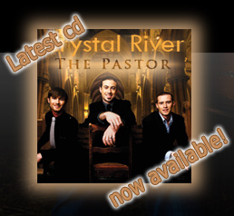 Crystal River - The Pastor - cd now available